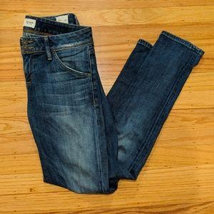 Hudson Nicole Skinny Jeans